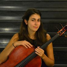 Mariana Taipa, Cello